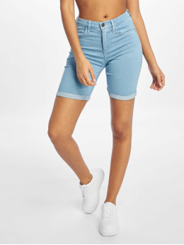 Only Shorts onlRain Mid Medium blå