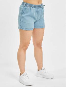 Only Shorts onlPema Lyocell blå
