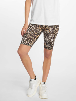 Only onlLive Love Leo City Short Leggings Camel/Leo