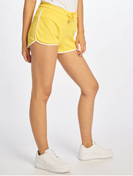 Only onlCami Shorts Habanero Golden/Cloud Dancer