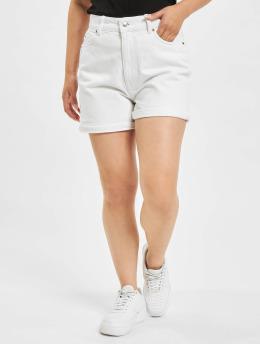 Only Shorts  onlBay Life High Waist Mom  hvit