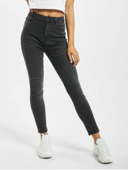 Only Skinny Jeans onlMila High Waist čern
