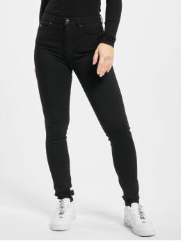 Only Skinny Jeans onlForever Life High Waist Noos čern