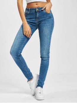 Only Skinny jeans Onlpush Shape blå