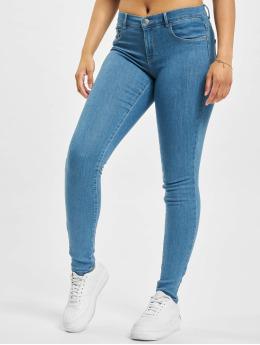 Only Skinny Jeans onlRain Life Reg BB BJ009  blau