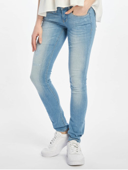 Only Skinny Jeans onlCoral Sl modrý