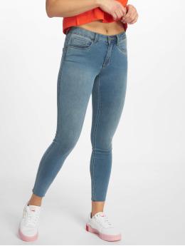 Only Skinny Jeans onlRoyal Regular Ankle modrý