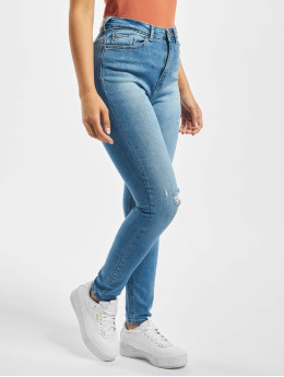 Only Skinny Jeans onlPaola Life niebieski