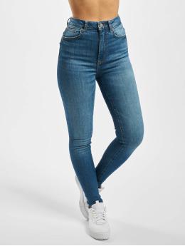 Only Skinny Jeans onlGosh Life niebieski
