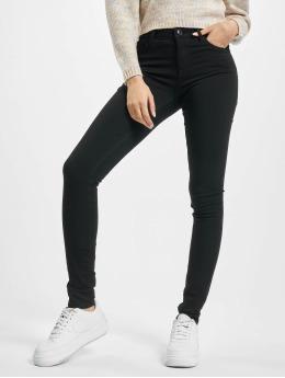 Only Skinny jeans onlShape Life Reg BB Rea901 svart