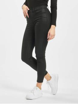 Only Skinny jeans onlHush NOS Mid zwart