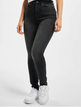 Only Skinny jeans onlGosh Life High Waist Ankle Noos zwart