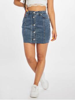 Only Skirt onlfPearl Life Mw Cut blue