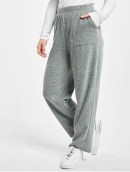 Only Spodnie do joggingu onlDenise Lounge szary