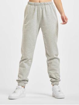Only Spodnie do joggingu Life Noos szary