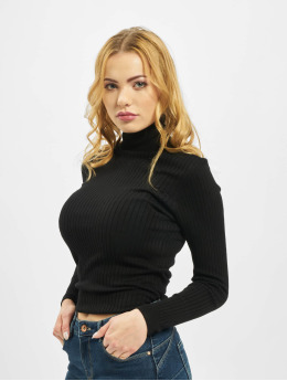 Only Svetry onlNew Karol Knit NOOS čern