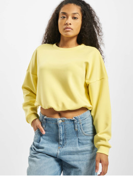 Only Sweat & Pull onlPastel  jaune