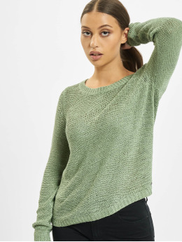 Only Sweat & Pull onlGeena XO Knit Noos olive