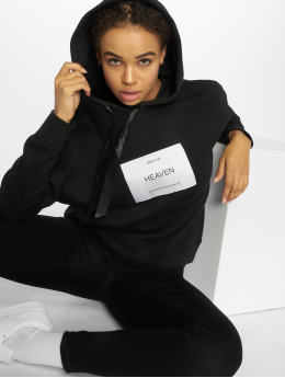 Only Sweat capuche wfLux noir