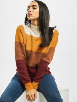 Only Swetry onlAltina Knit  bezowy