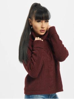 Only Swetry onlDaisy czerwony