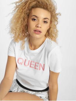 Only T-Shirt onlJob Regular Print Box blanc