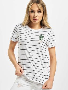 Only T-Shirt onlKita Life Cactus blanc