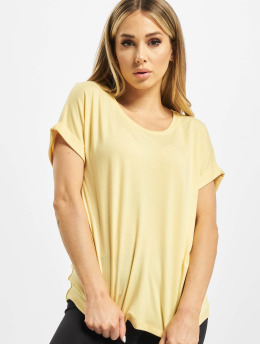 Only T-Shirt Onlmoster  jaune