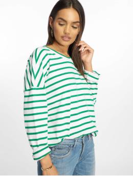 Only T-Shirt manches longues onlFrain blanc
