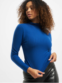 Only T-Shirt manches longues onlValeria  bleu