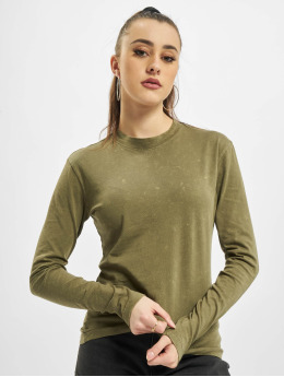 Only T-Shirt manches longues onlLucilla Life olive