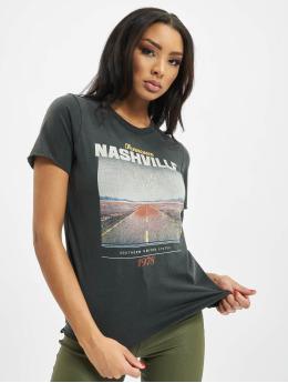 Only T-Shirt onlLucy Regular Road noir