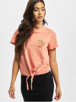 Only t-shirt onlFruity  oranje