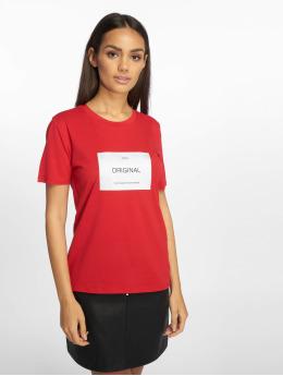 Only T-shirt wfLux  röd
