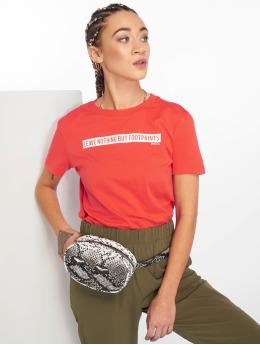 Only t-shirt onlfSense Jersey rood