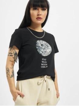 Only T-Shirt onlKita Life Reg Moo schwarz