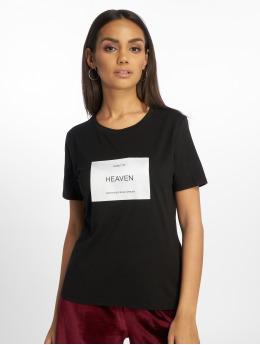Only T-shirt wfLux  svart