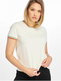 Only T-Shirt onlRainbow weiß