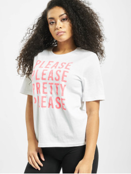 Only t-shirt onlMary Boxy wit