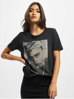 Only t-shirt onl2pac Life zwart