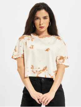 Only T-Shirty Onlfine Life JRS Short bialy