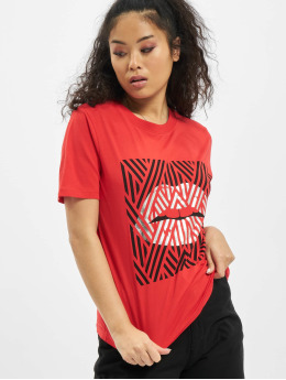 Only T-skjorter onlLips red