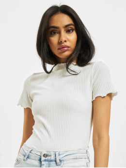 Only Tops sans manche onlEmma Highneck  blanc