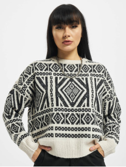 Only trui onlWilma Pullover grijs