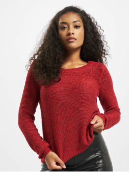 Only trui onlGeena XO Knit NOOS  rood