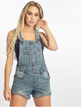 Only Tuinbroek onlFelicia Destroy Denim blauw