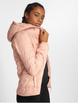 Only Vattert jakker onlTahoe rosa