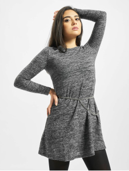 Only Vestido onlBilla Jersey gris
