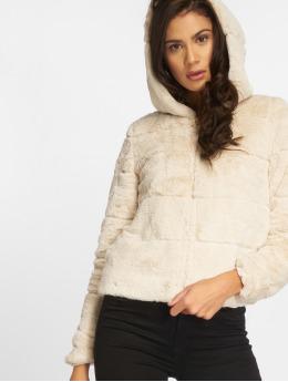 Only winterjas onlChris Fur beige