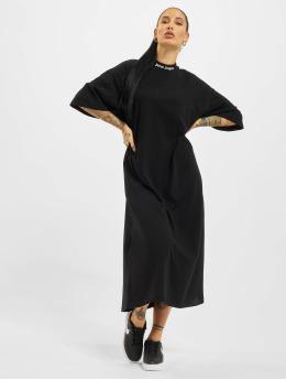 Palm Angels Kleid Logo Over Tee  schwarz